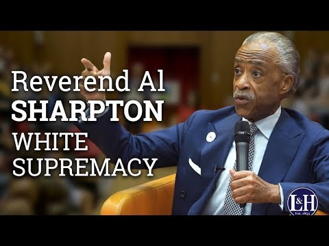 Reverend Al Sharpton: Should White Supremacists be allowed to march? (2017) | UCD L&H
