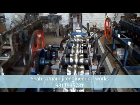 Rolling shutter strips making Roll Forming  machine ( Automatic ) NEW DELHI INDIA