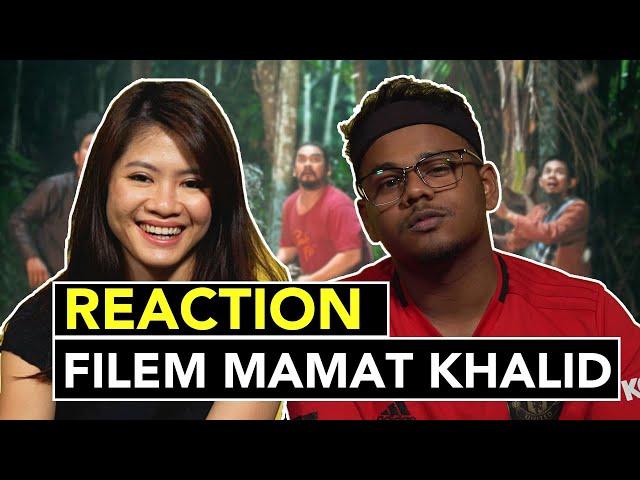 [REACTION] Bila Non-Malay Tengok Scene Kelakar Movie Mamat Khalid