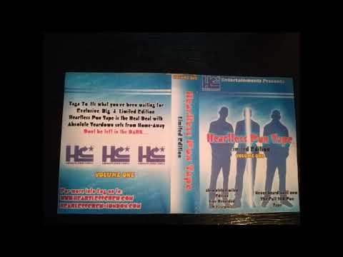 DJ Smokey - Heartless Pon Tape LTD. Edition Vol 1 - Tape 4