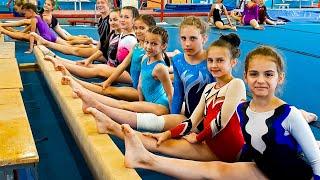 Видеопоздравление отделение спорт. гимнастики СШОР №3