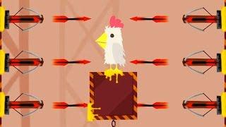 МИССИЯ НЕВЫПОЛНИМА! СЛИШКОМ СЛОЖНО ( Ultimate Chiken Horse )