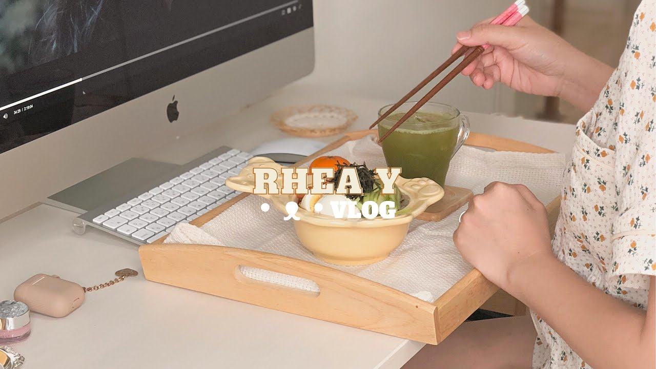 A Cozy Day at Home, Learn Japanese, Make Candle, Easy Cooking, Homebody in Japan