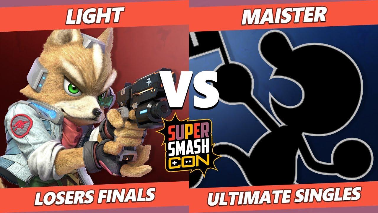 Download SSC Fall Fest Losers Finals - Light (Fox) Vs. Maister (Game & Watch) SSBU Ultimate Tournament
