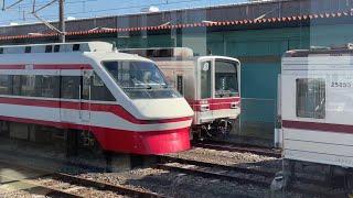 【200系りょうもう 初の廃車】東武200系201F  廃車回送
