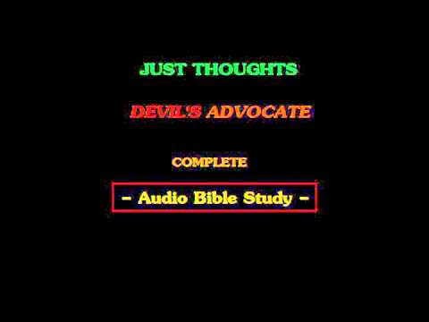 Just Thoughts - Devil's Advocate  Full Version.wmv