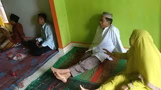 Lebaran dirumahnya Wak Siti Rahmah Jelita