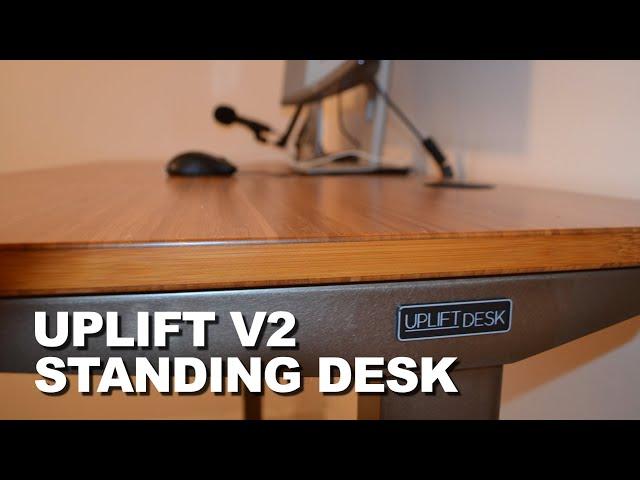 Uplift V2 Standing Desk Review