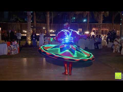 египетский танец ''танура'', Egyptian '' tannura'' dance