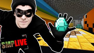 the greatest heist in Minecraft history...