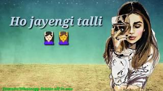 Nachle Na | Guru Randhawa | Dil Juunglee | Taapsee Pannu | Whatsapp Status