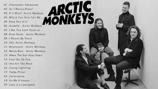 Arctic Monkeys Greatest Hits full Album -  Best Songs of Arctic Monkeys