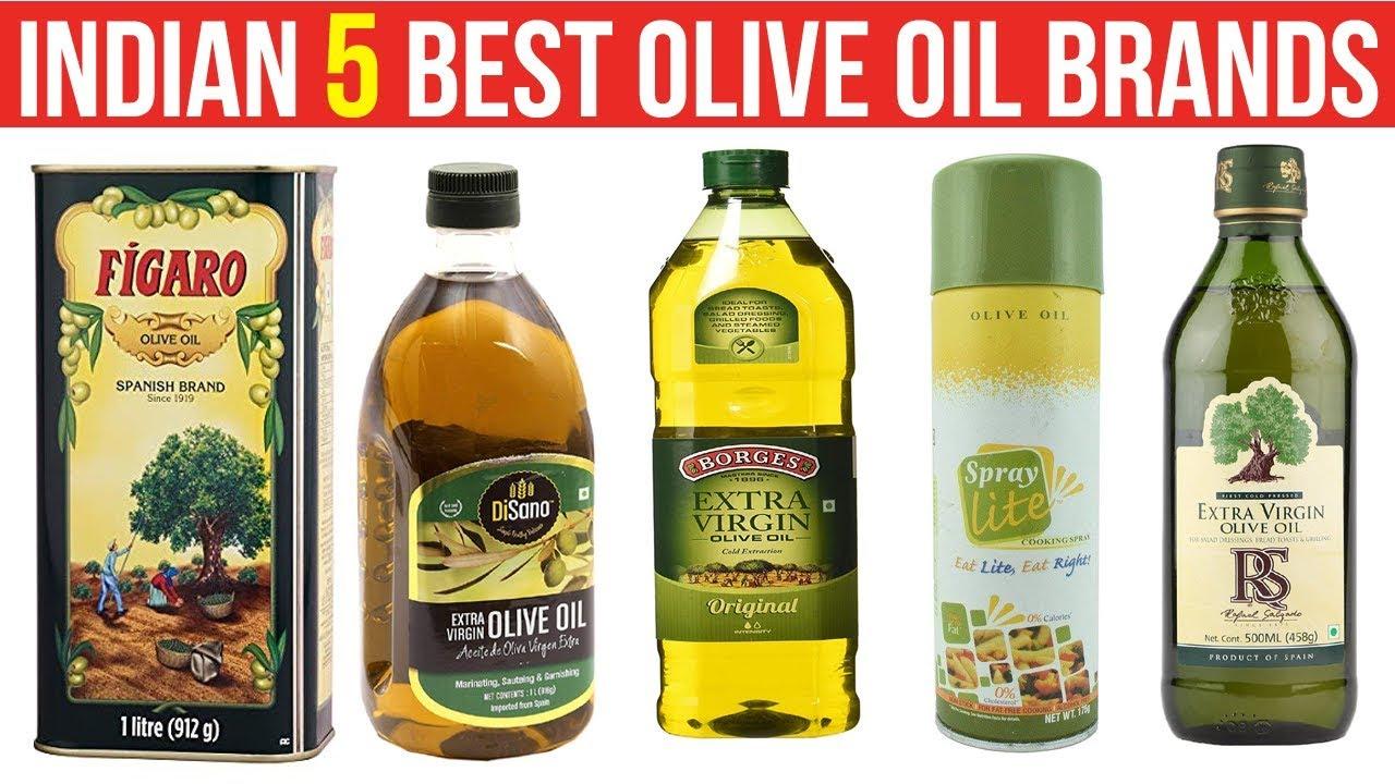 Top 5 Best Olive Oil Brands in India 2019 - Best Virgin Olive Oil
