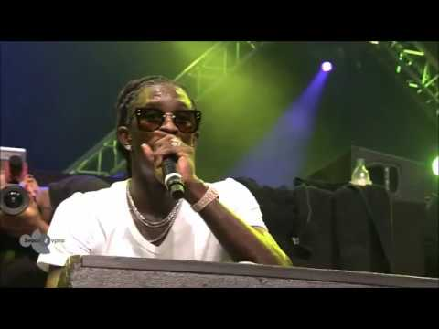 Young Thug  -  Check (Live)