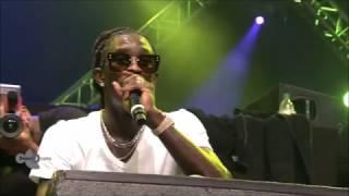 Young Thug  -  Check (Live)