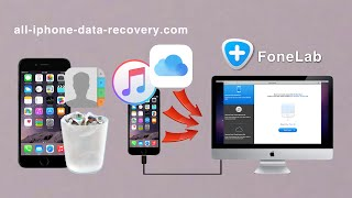 [iPhone Contacts Recovery]: Three Ways to Recover Contacts from iPhone 6 by FoneLab