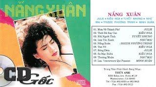 CD Nhạc Xưa ‣ Nắng Xuân - Nhạc Trữ Tình Hải Ngoại Thập Niên 90 [TACD]