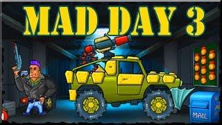 Mad Day 3 Game Walkthrough (Full Game)