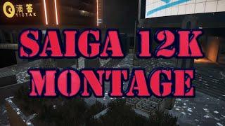 Battlefield 4 : SAIGA 12k