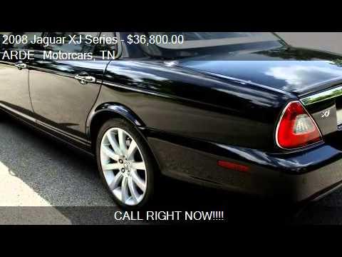 2008 Jaguar XJ Series Vanden Plas  for sale in Brentwood T  YouTube