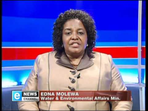 African Utility Week 2012:  Enews interview on COP17