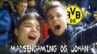 DORTMUND VS SPURS M. MADS GOTTLIEB - Stadium Tour Ep.3 // Champions League