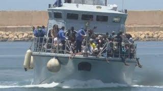 """EU-OPERATION """"SOPHIA"""": Kampf gegen Schlepper nur um drei Monate verlängert"""