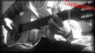 Реквием по мечте / Requiem for a Dream на гитаре (cover) соло перебор