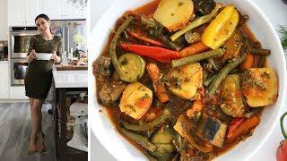 Айлазан - Очень Вкусное Летнее Блюдо - Армянская Кухня - Рецепт от Эгине - Heghineh Cooking Show