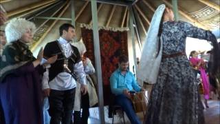 Танцы Свадьба Дагестан 2016г