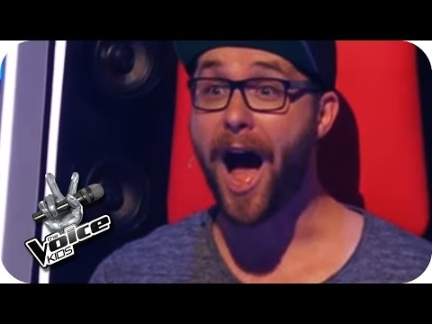 The Voice Kids 2016: Mark kann's kaum glauben... | The Voice Kids | SAT.1