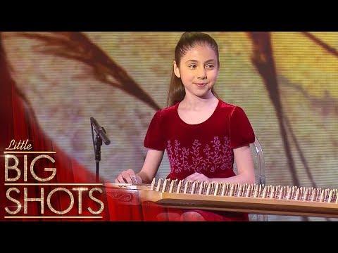 Meet Expert Qanun Musician Kristine @Best Little Big Shots