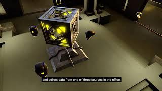 2019 - Office Robot League - Mastère spécialisé IDE Gobelins - Cnam-Enjmin
