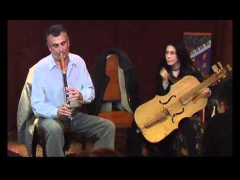 Dresch Mihály, Ábrahám Judit: Gyimesi népzene / Hungarian Folk
