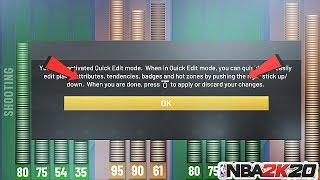 *NEW* NBA 2K20 Demi God GLITCH PATCHED?!After 1.08!FULL OF 1.08 PATCH NOTES!