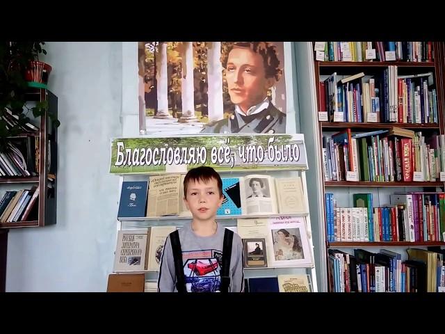 Изображение предпросмотра прочтения – АдисРамазанов читает произведение «Колыбельная песня» А.А.Блока