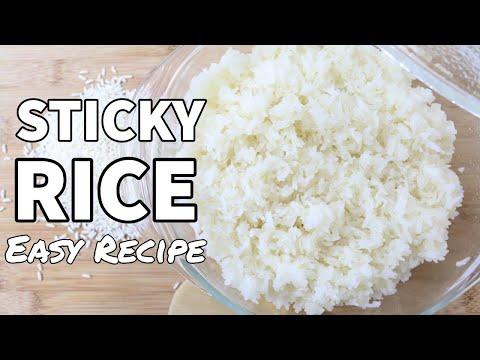 quick-and-easy-sticky-rice-recipe-หุงข้าวเหนียวด้วยไมโครเวฟแสนง่าย---episode-205