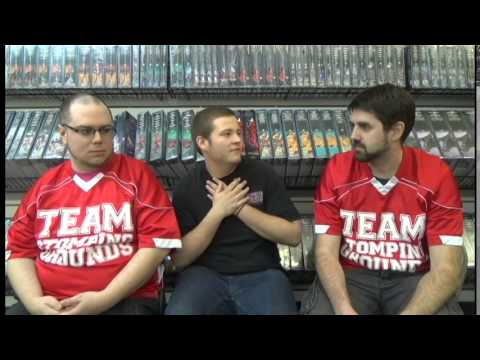 Warhammer 40k Battle Report 020: Post Game Rob Fortin and TJ Myers