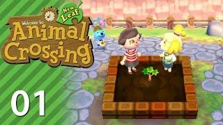 Animal Crossing: New Leaf - Part 1