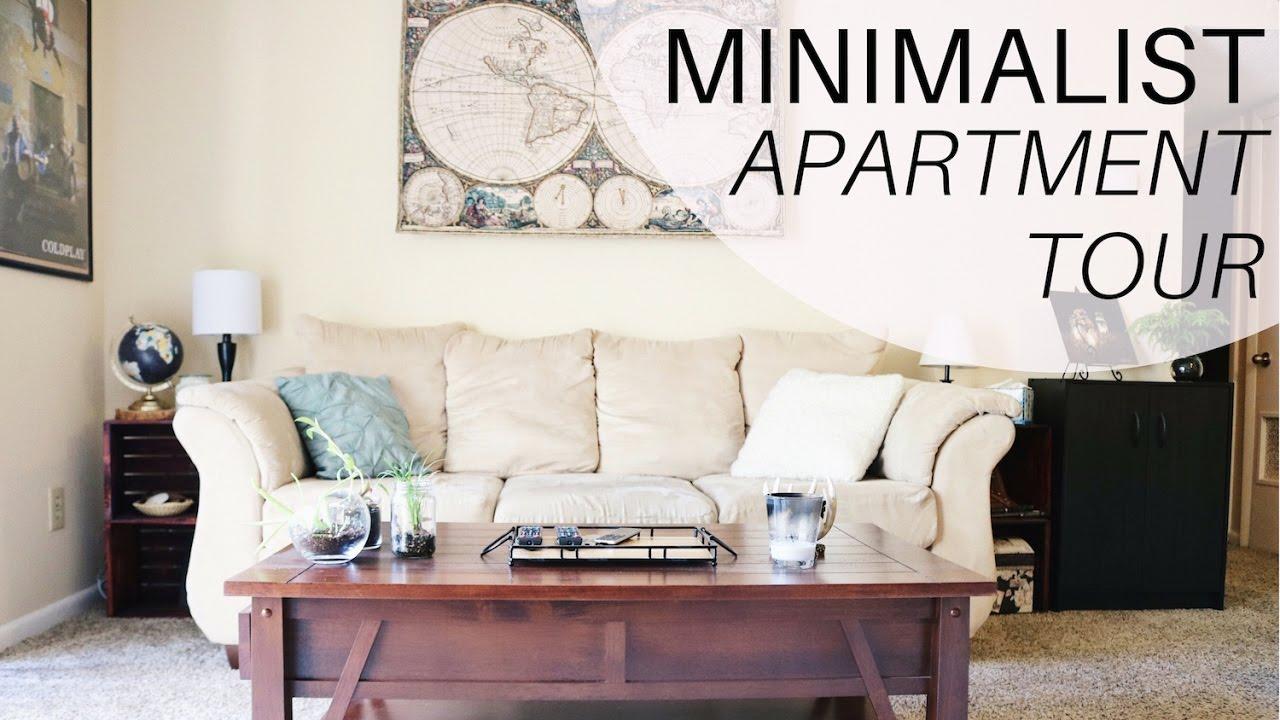 One Bedroom Apt | Minimalist Apartment Tour One Bedroom Apartment