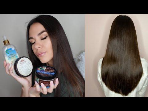 Вопрос: Как напитать волосы?