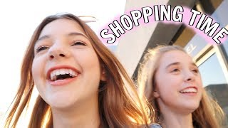 Shopping in LA with Jenna Davis..kinda + FT. being delusional in the airport