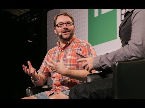 Slack's co-founder speaks about growth | Disrupt Berlin 2017