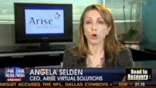 INK inc Pay for Performance PR | Arise Virtual Solutions featured on Fox News Channel thumbnail