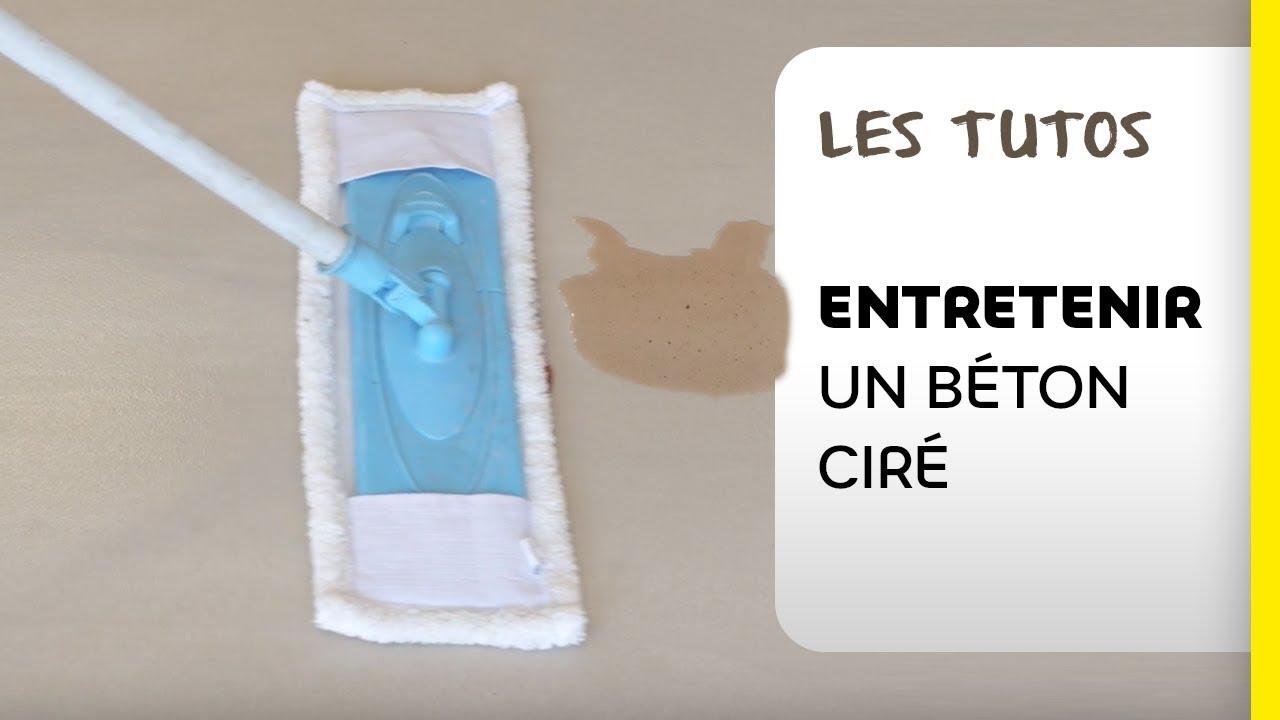 Comment Faire Lu0027entretien Du0027un Béton Ciré ?