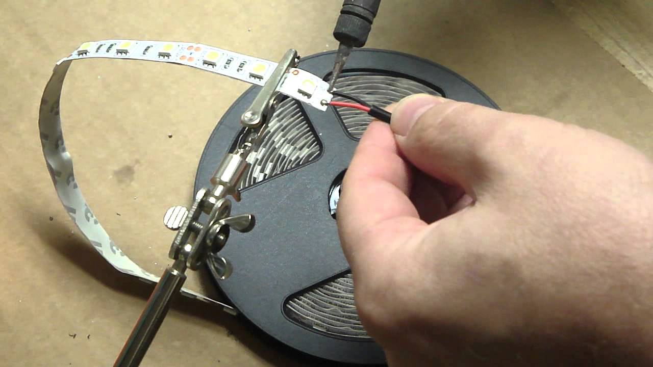 5050 Led Strip Wiring Diagram Ae111 Motorola 3a 12v Power Supply Adapter Driver Plug For 3528 Light Youtube