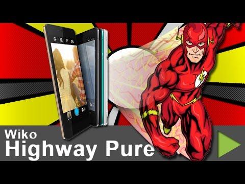 Wiko Highway Pure Flash unboxing - Ein Video ohne Inhalt!