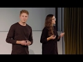 Playing with urban design to make cities more fun | Amelie Künzler and Sandro Engel | TEDxMünster