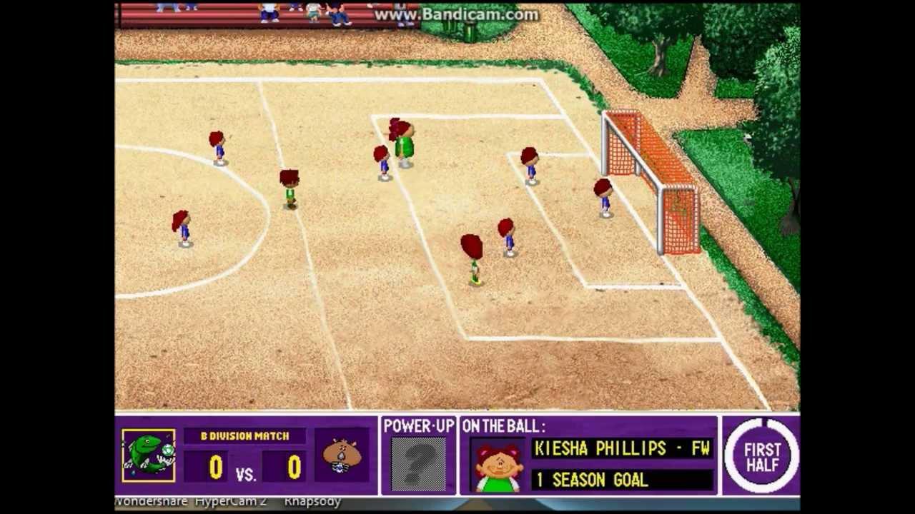 backyard soccer league pc tournament game 11 welcome back