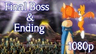 Dust An Elysian Tail PC Gameplay Walkthrough - Final Boss & Ending (Hardcore) 1080p